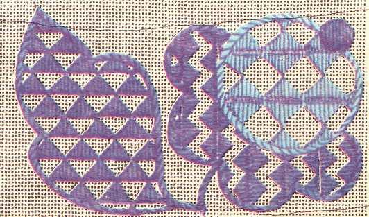 Поверхнево-нашивні техніки вишивання бувають лічильні й вільні. 8f4e563df233d
